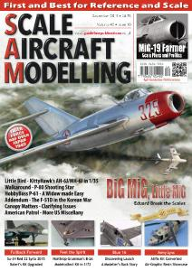 Scale Aircraft Modelling - Volume 40 Issue 10 - December 2018