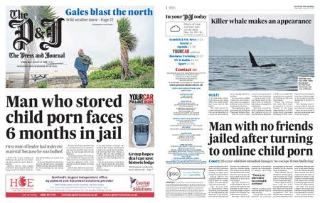 The Press and Journal Moray – August 26, 2020