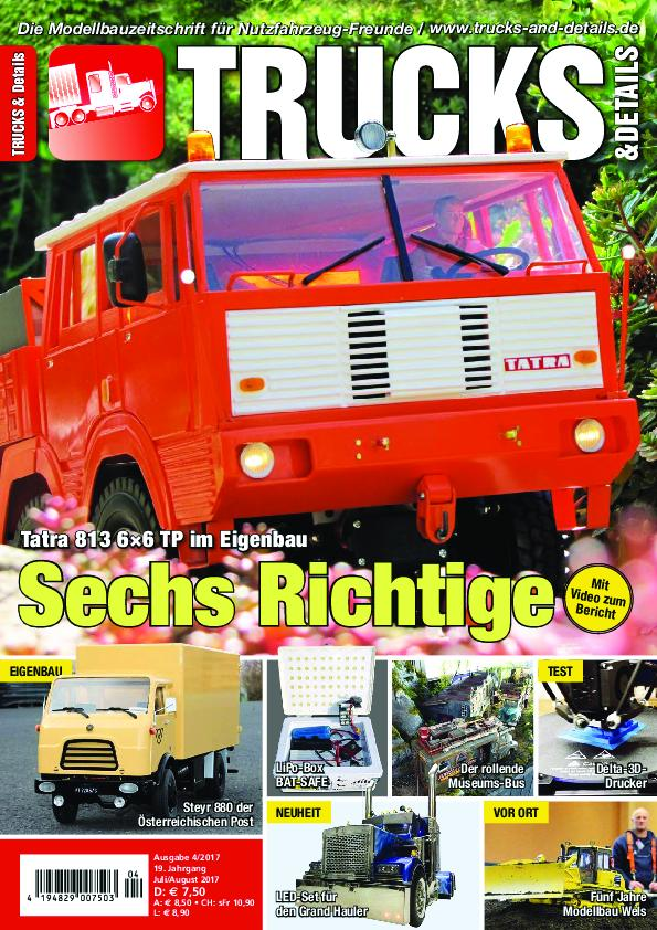 Trucks & Details – Juni 2017