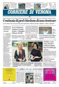 Corriere di Verona – 27 agosto 2020