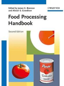 Food Processing Handbook, 2 Volume Set (2nd edition)