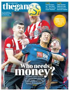 The Times - The Game - 10 February 2020