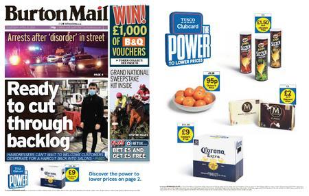 Burton Mail – April 08, 2021