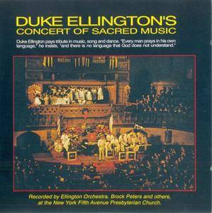 Duke Ellington - Concert Of Sacred Music (1966/1994) {BMG}