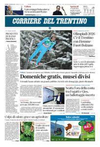 Corriere del Trentino - 2 Agosto 2018