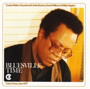 Cedar Walton Quartet - Bluesville Time (1985) {Criss Cross Jazz, Criss 1017CD rel 1989}