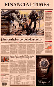 Financial Times UK – 19 November 2019