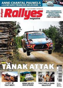 Rallyes Magazine - Septembre-Octobre 2020