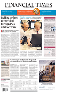 Financial Times UK – 09 December 2019