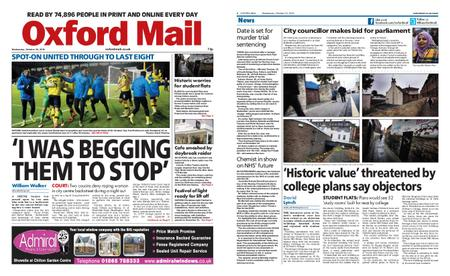 Oxford Mail – October 30, 2019