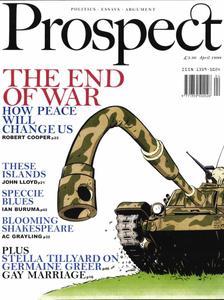 Prospect Magazine - April 1999