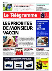 Le Télégramme Brest – 05 juin 2021