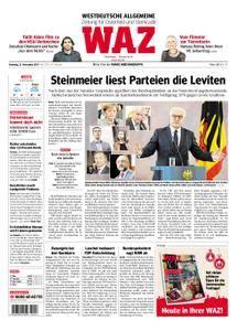WAZ Westdeutsche Allgemeine Zeitung Oberhausen-Sterkrade - 21. November 2017