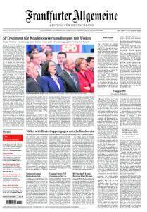 Frankfurter Allgemeine Zeitung F.A.Z. - 22. Januar 2018