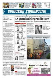 Corriere Fiorentino La Toscana – 01 settembre 2019