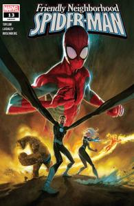 Friendly Neighborhood Spider-Man 013 2019 Digital Zone
