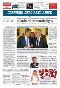 Corriere dell'Alto Adige - 8 Febbraio 2018
