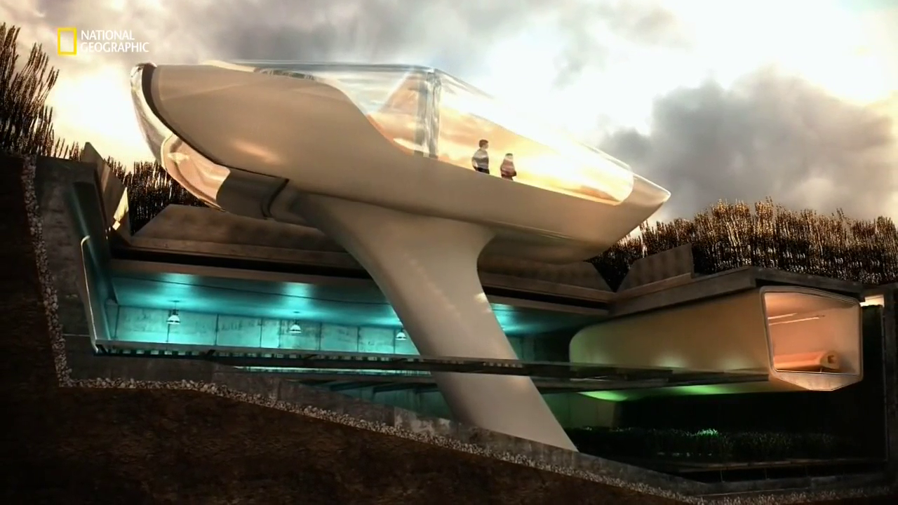 National Geographic - Indestructible Megastructures Series 1 (2013)