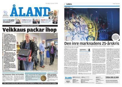 Ålandstidningen – 03 januari 2018