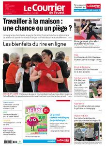 Le Courrier de l'Ouest Angers – 30 mars 2020