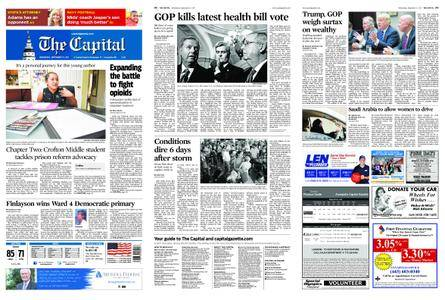 The Capital – September 27, 2017