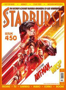 Starburst - July 2018