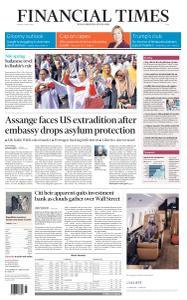 Financial Times Asia - April 12, 2019