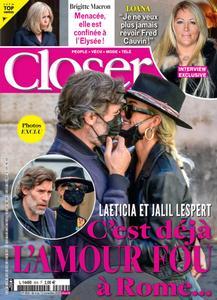 Closer France - 06 novembre 2020