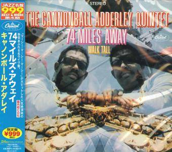 Cannonball Adderley - 74 Miles Away / Walk Tall (1967) {2011 Japan 24-bit Remaster} [Jazz Masterpiece Best & More 999 Series]