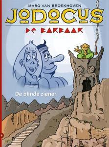 Jodocus De Barbaar - 04 - De Blinde Ziener