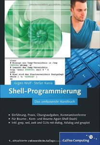 Shell-Programmierung: Das umfassende Handbuch (repost)