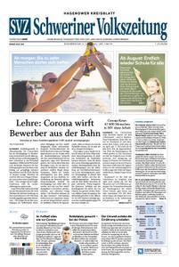 Schweriner Volkszeitung Hagenower Kreisblatt - 04. Juni 2020