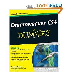 Janine C. Warner, Dreamweaver CS4 For Dummies (For Dummies (Computer/Tech))