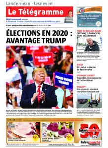 Le Télégramme Landerneau - Lesneven – 20 juin 2019