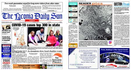 The Laconia Daily Sun – March 31, 2020