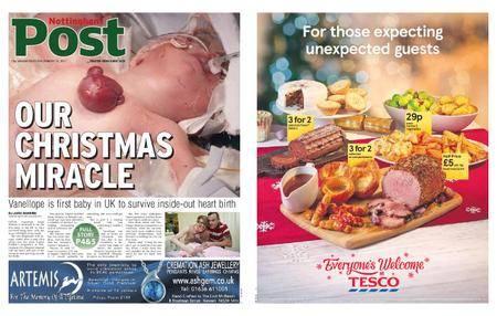 Nottingham Post – December 13, 2017