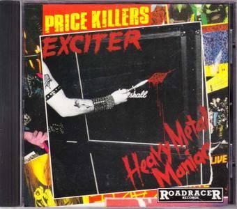 Exciter - Heavy Metal Maniac (1983)