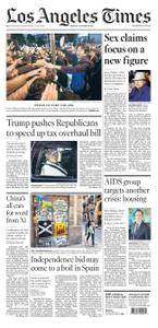 Los Angeles Times  October 23 2017