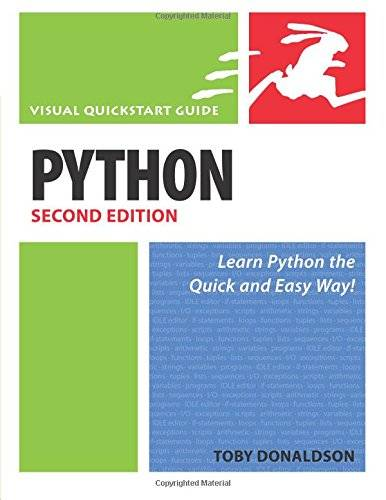 Python: Visual QuickStart Guide (2nd Edition) / AvaxHome