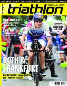 Triathlon Germany – August 2019