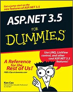 ASP.NET 3.5 For Dummies (Repost)