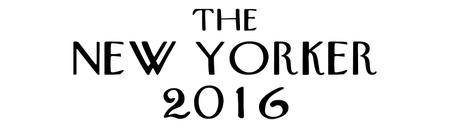 The New Yorker - 2016 Full Year Issues Collection