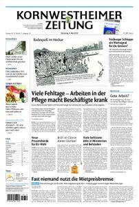 Kornwestheimer Zeitung - 08. Mai 2018
