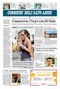 Corriere dell'Alto Adige - 22 Giugno 2018