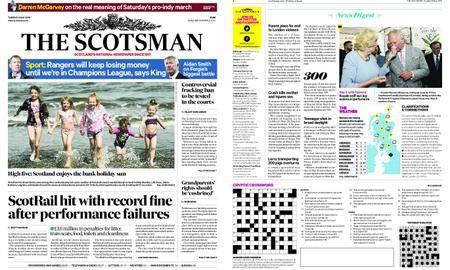 The Scotsman – May 08, 2018