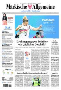 Märkische Allgemeine Luckenwalder Rundschau - 21. Juni 2019