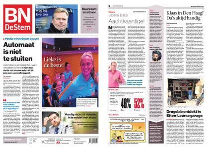 BN DeStem - Bergen op Zoom – 24 oktober 2017