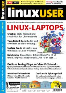LinuxUser – Juli 2019