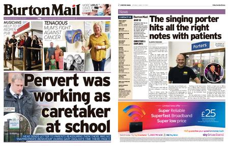 Burton Mail – March 09, 2020