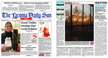 The Laconia Daily Sun – April 24, 2020